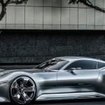 Nhiều ảnh đồn đoán về kiểu dáng siêu xe Mercedes R50
