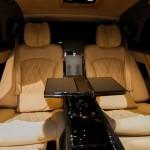 Ngắm nội thất siêu sang bên trong 2017 Bentley Mulsanne EWB