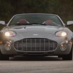 Siêu xe Aston Martin DB AR1 độc nhất vô nhị