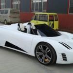 Tận cảnh siêu xe Pagani Huayra giả giá 120 triệu ở Trung Quốc