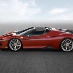 Siêu xe Ferrari J50 có 10 chiếc cho Nhật Bản