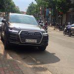 Mốt chơi xe sang SUV cỡ lớn Audi Q7 2017 của đại gia Việt