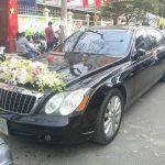 Dàn xe siêu sang trong đám cưới của đại gia Thanh Hóa