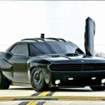 Dodge Challenger độ kiểu siêu máy bay