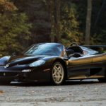 """Siêu xe cổ Ferrari F50 xứng tầm """"siêu xe của siêu xe"""""""
