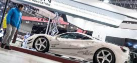 Siêu xe Ferrari 488 GTB độ khác lạ bởi Rowen