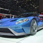 Dùng động cơ EcoBoost nhưng siêu xe Ford GT 2017 vẫn ngốn xăng