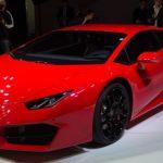 Năm 2016 hãng siêu xe Lamborghini bán được 3.457 siêu xe