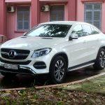 Mercedes GLE 400 coupe tuyệt đẹp ở Thanh Hóa