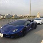 3 siêu xe khủng của đại gia Sài Gòn dạo phố