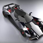 Siêu xe sản xuất đầu tiên ở Singapore sắp ra mắt