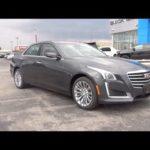 Xe sang Cadillac CTS 2017 sự lựa chọn cho quý ông thành đạt