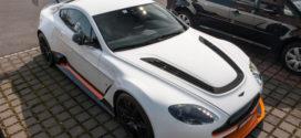 Siêu xe Aston Martin Vantage GT12 chỉ 100 chiếc được sản xuất