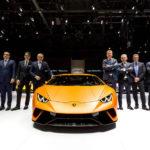 Siêu xe đỉnh Lamborghini Huracan Performante ra mắt chính thức