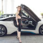 Ngọc Trinh đã mua siêu xe BMW i8 ?