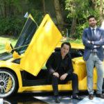 Siêu xe Lamborghini Aventador S cực mạnh đến Thái Lan