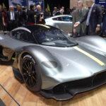 Siêu xe khủng Aston Martin Valkyrie ra mắt tại Geneva Motor Show