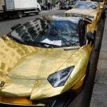 Dàn siêu xe dát vàng khủng của Hoàng tử Ảrập nổi tiếng