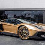 Siêu xe Lamborghini Aventador SV mui trần độ độc nhất