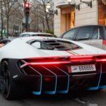 Quốc vương Qatar mua siêu xe Lamborghini Centenario biển khủng