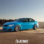 Siêu xe sedan thể thao BMW M3 độ cực chất bởi TAG Motorsports