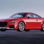 Audi TT RS 2018 nhanh như siêu xe