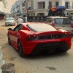 Siêu xe Ferrari F430 Scuderia tiếp tục tái xuất ở Tuyên Quang