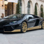 Bắt gặp siêu xe hiếm Lamborghini Aventador Miura trên phố