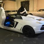 Siêu xe Lamborghini giả nhìn như thật giá 1,2 tỷ đồng