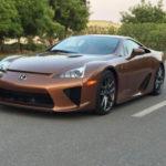Siêu xe Lexus LFA cũ giá đắt hơn xe mới