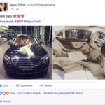 Ngọc Trinh mua Maybach S500 giá 12 tỷ đồng
