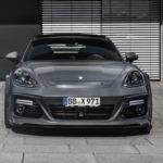 Xe siêu sang Porsche Panamera Turbo độ khủng bởi Techart
