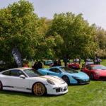 Choáng dàn siêu xe khủng xuất hiện tại Cars and Coffee 2017