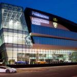 Lamborghini mở showroom siêu xe lớn nhất tại Dubai