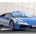 Lamborghini Huracan phiên bản siêu xe cảnh sát khủng