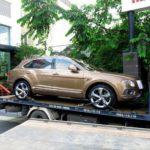 Xe siêu sang Bentley Bentayga 15 tỷ về Thái Nguyên