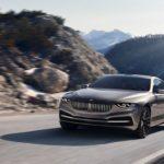 Xe siêu sang BMW 8 series lộ diện trước giờ ra mắt chính thức
