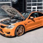 Siêu xe BMW M4 G-Power độ cực mạnh cho dân chơi