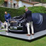 Ngắm xe siêu sang mới hoàn toàn Rolls-Royce Sweptail