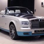 Hàng khủng Phantom Drophead Coupe bản cuối cùng ra mắt