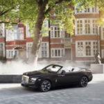 Ngắm xe siêu sang khủng Rolls Royce Dawn Mayfair Edition