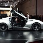 Siêu xe Icona Vulcano Titanium ra mắt
