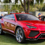 Nhiều đại gia Việt mong chờ mua siêu xe SUV Lamborghini Urus