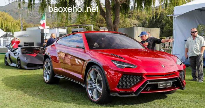 Nhiều đại Gia Việt Mong Chờ Mua Sieu Xe Suv Lamborghini Urus