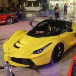 Ngắm hàng chục siêu xe của đại gia Trung Đông tại Car & Coffee 2017