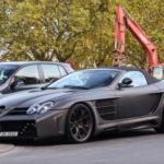 Siêu xe Mercedes SLR McLaren độ Fab Design giá rẻ bất ngờ