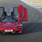 Ngắm siêu xe McLaren 720S ngoài đời thực