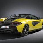 Siêu xe mui trần McLaren 570S thách thức các đối thủ