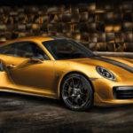 Siêu xe Porsche 911 Turbo S Exclusive khiến đại gia phát thèm