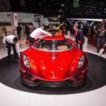 Giá 2 triệu đô siêu xe Koenigsegg Regera vẫn cháy hàng